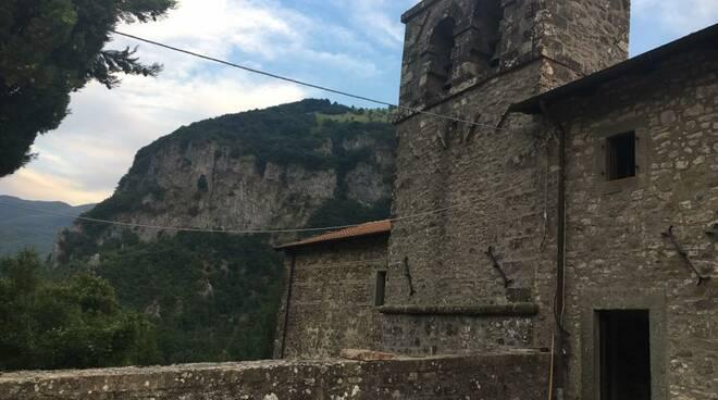 Rocca Soraggio foto di Roberto Pellegrinetti