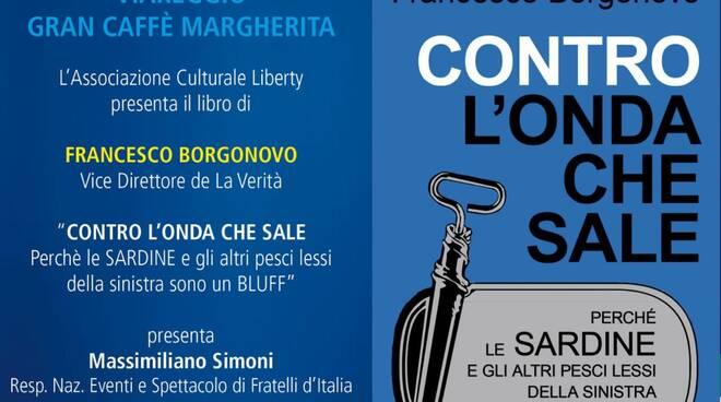sardine presentazione libro Viareggio