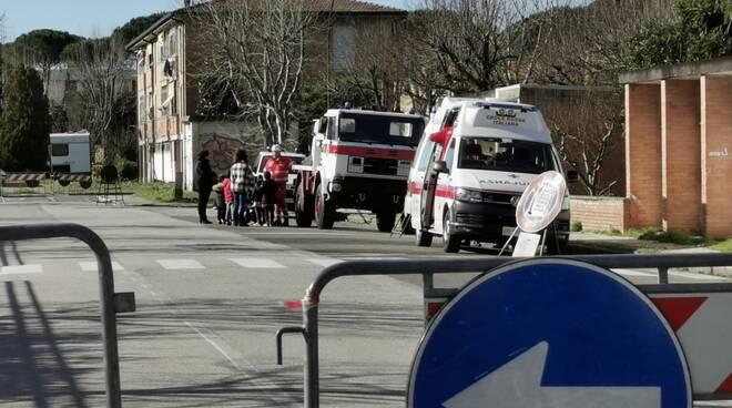 scuola dell'infanzia l'Albero Azzurro Santa Croce sull'Arno alla roce rossa Castelfranco di sotto