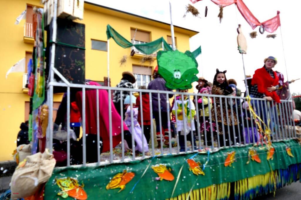 Sfilata del CarnevalMarlia