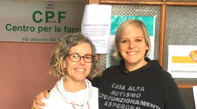 Simona Torlai Carla Bartolini Casa Alfa autismo Asperger