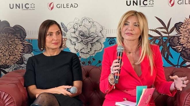sottosegretaria Alessia Morani a Unic Sanremo