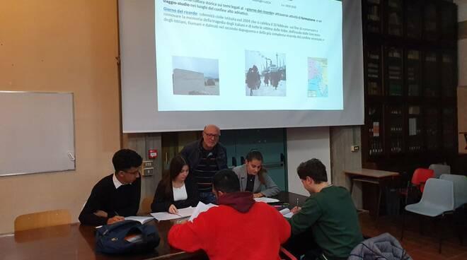 studenti del Carrara