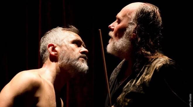 Tempesta di Shakespeare teatro del Carretto Lucca