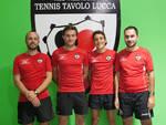 Tennistavolo Villaggio formazione serie C2