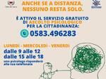 Aiuto psicologico Comune di Lucca