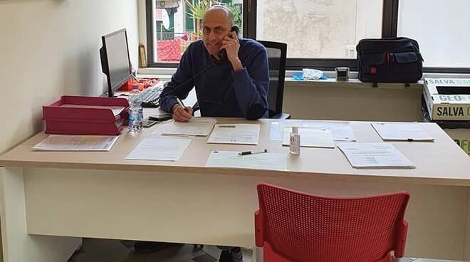 Alessandro Conforti Filctem Cgil Pisa per la zona di Santa Croce