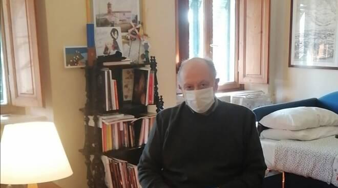 Alessandro Tambellini convalescente casa coronavirus