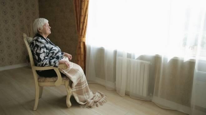 anziani soli