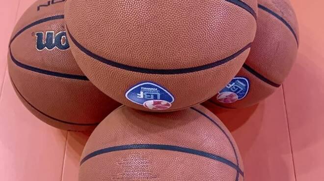 Basket Le Mura Lucca