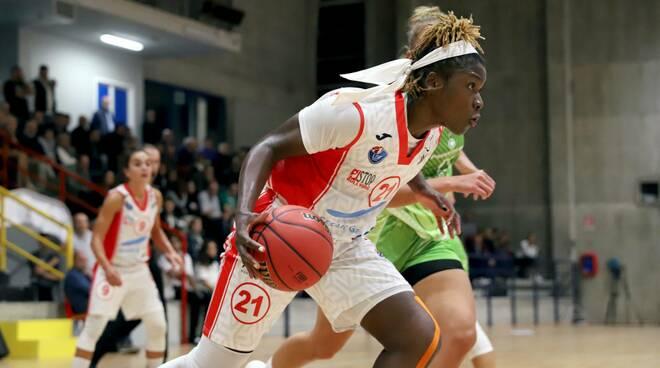 Batabe Zempare Basket Le Mura Lucca