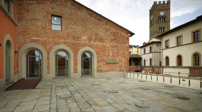 biblioteca Altopascio