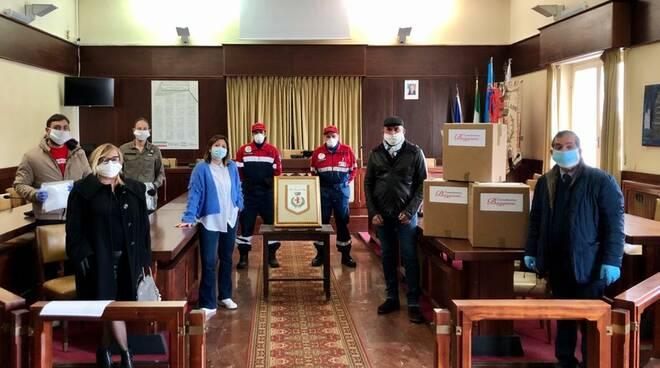 carabinieri fucecchio mascherine santa croce sull'arno