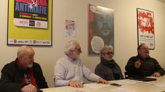 Comitato  per il no al referendum sul taglio dei parlamentari, riunione circolo Arci