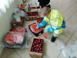 cibo Cif Food mense volontari bisognosi Altopascio scuole