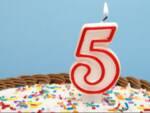 cinque anni Il Cuoio in Diretta