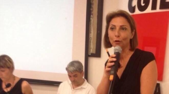 Dalida Angelini Cgil