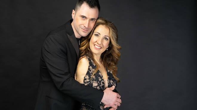 Daniele Barsotti e Simona Atzori