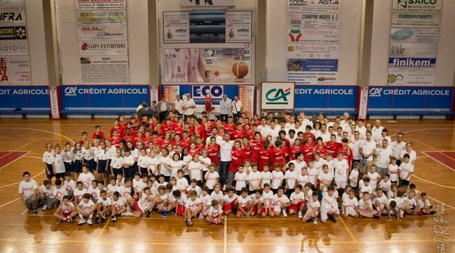 Etrusca basket San Miniato società sportiva 2020