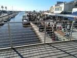 folla a Viareggio