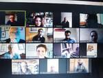 giunta virtuale Skype Comune di Lucca sindaco Alessandro Tambellini