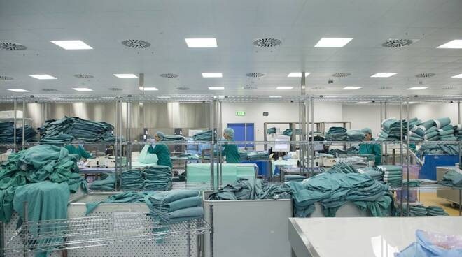 In trincea anche il personale dei servizi ospedalieri
