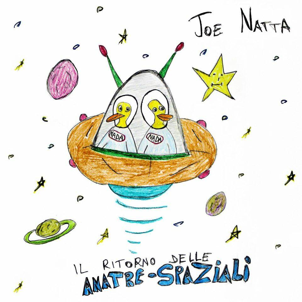 Joe Natta nuovo album