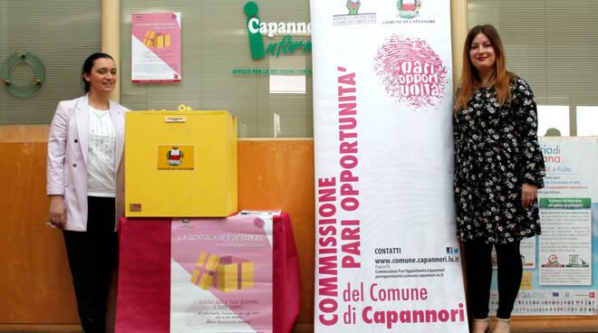 la scatola dei desideri a Capannori