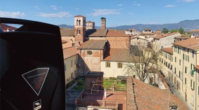 Lucca musica finestre Amandla Productions