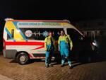 Misericordia Montecalvoli volontari emergenza coronavirus