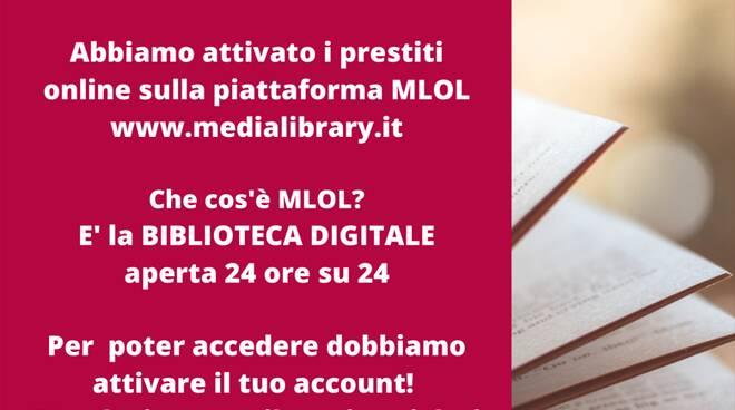 nuovo servizio biblioteca Agorà di Lucca