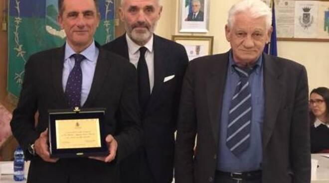 Paolo Costa Seravezza ricordo Comune