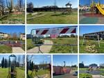 parchi pubblici Altopascio chiusura coronavirus