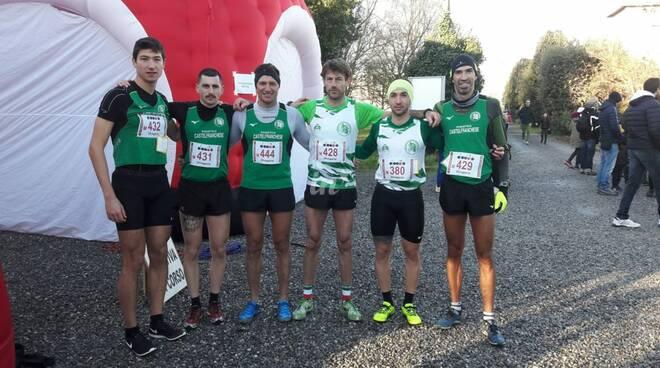 Podistica Castelfranchese alle finali nazionali di corsa campestre