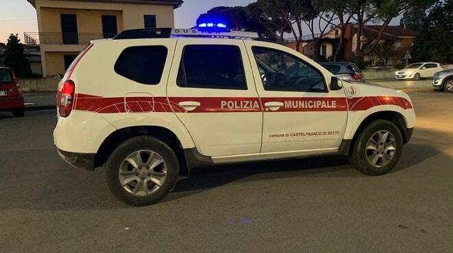 polizia municipale castelfranco di sotto