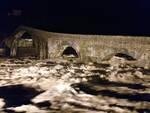 Ponte del Diavolo Borgo a Mozzano fiume Serchio livello acque
