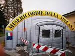 pretriage Campo di Marte cittadella della salute Lucca