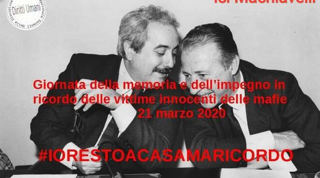 progetto legalità giornata memoria Falcone Borsellino