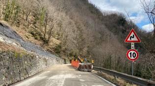 Riapertura strada Valdarni