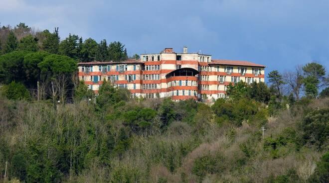 sanatorio di Arliano Lucca