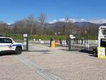 sanificazione ambulanze tensostrutture ospedale Castelnuovo