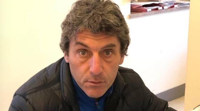 Stefano Dianda allenatore Lammari juniores