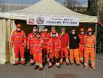 tamponi in auto Asl Toscana Nord Ovest