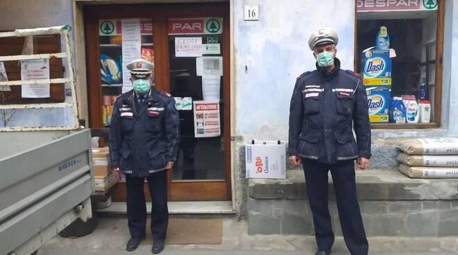 vigili fabbriche di vergemoli
