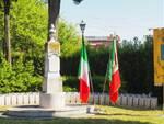 25 aprile 2020 cerimonia liberazione Santa Maria a Monte