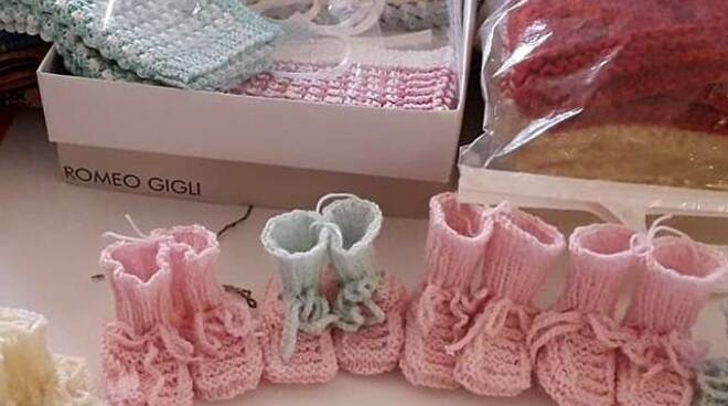 Acf area materno infantile richiesta aiuti copertine bambini