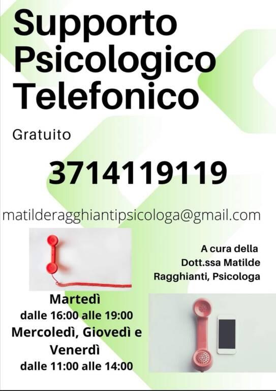 acf supporto psicologico gratuito