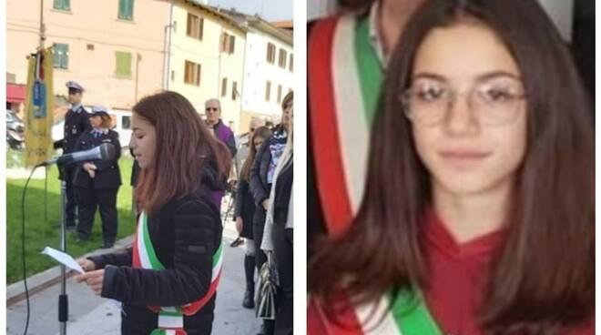 Alessia Giorgetti sindaco santa maria a monte ragazzi