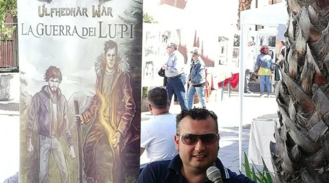 Alessio Del Debbio Romina Lombardi Festival Lucca Città di Carta Real Collegio