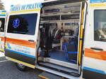 ambulanza misericordia covid 19 san miniato